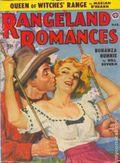 Rangeland Romances (1935-1955 Popular) Pulp Vol. 49 #2