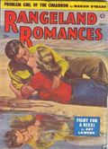 Rangeland Romances (1935-1955 Popular) Pulp Vol. 49 #4