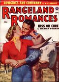 Rangeland Romances (1935-1955 Popular) Pulp Vol. 50 #1
