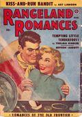 Rangeland Romances (1935-1955 Popular) Pulp Vol. 50 #4