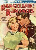 Rangeland Romances (1935-1955 Popular) Vol. 51 #2