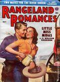 Rangeland Romances (1935-1955 Popular) Pulp Vol. 52 #3