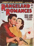 Rangeland Romances (1935-1955 Popular) Pulp Vol. 53 #1