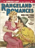 Rangeland Romances (1935-1955 Popular) Pulp Vol. 53 #4