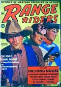 Range Riders Western (1938-1953 Better Publications) Pulp Vol. 3 #2