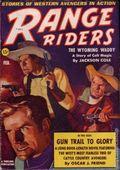 Range Riders Western (1938-1953 Better Publications) Pulp Vol. 3 #3