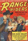 Range Riders Western (1938-1953 Better Publications) Pulp Vol. 4 #1