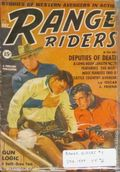 Range Riders Western (1938-1953 Better Publications) Pulp Vol. 5 #2