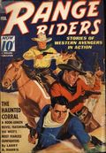 Range Riders Western (1938-1953 Better Publications) Pulp Vol. 5 #3