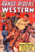 Range Riders Western (1938-1953 Better Publications) Pulp Vol. 6 #1