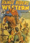 Range Riders Western (1938-1953 Better Publications) Pulp Vol. 6 #2