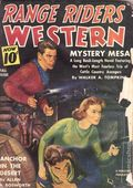 Range Riders Western (1938-1953 Better Publications) Pulp Vol. 7 #3