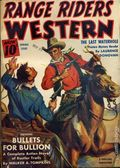 Range Riders Western (1938-1953 Better Publications) Pulp Vol. 8 #3