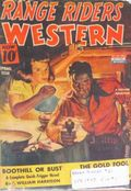 Range Riders Western (1938-1953 Better Publications) Pulp Vol. 10 #1