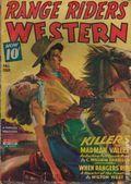 Range Riders Western (1938-1953 Better Publications) Pulp Vol. 10 #3