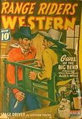 Range Riders Western (1938-1953 Better Publications) Pulp Vol. 11 #2