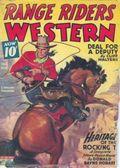 Range Riders Western (1938-1953 Better Publications) Pulp Vol. 12 #1