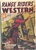 Range Riders Western (1938-1953 Better Publications) Pulp Vol. 12 #2