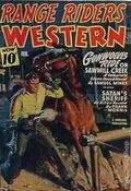 Range Riders Western (1938-1953 Better Publications) Pulp Vol. 12 #3