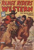 Range Riders Western (1938-1953 Better Publications) Pulp Vol. 13 #1