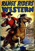 Range Riders Western (1938-1953 Better Publications) Pulp Vol. 15 #1
