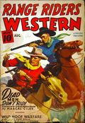 Range Riders Western (1938-1953 Better Publications) Pulp Vol. 15 #2