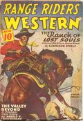 Range Riders Western (1938-1953 Better Publications) Pulp Vol. 15 #3