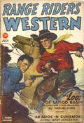 Range Riders Western (1938-1953 Better Publications) Pulp Vol. 17 #1