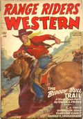 Range Riders Western (1938-1953 Better Publications) Pulp Vol. 18 #1