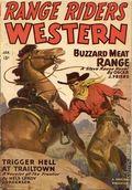 Range Riders Western (1938-1953 Better Publications) Pulp Vol. 20 #1