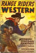 Range Riders Western (1938-1953 Better Publications) Pulp Vol. 20 #2