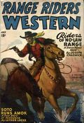 Range Riders Western (1938-1953 Better Publications) Pulp Vol. 21 #1