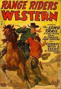 Range Riders Western (1938-1953 Better Publications) Pulp Vol. 21 #2
