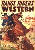 Range Riders Western (1938-1953 Better Publications) Pulp Vol. 21 #3