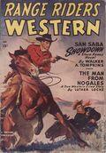 Range Riders Western (1938-1953 Better Publications) Pulp Vol. 22 #1