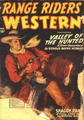 Range Riders Western (1938-1953 Better Publications) Pulp Vol. 22 #2