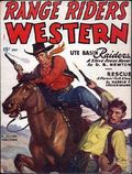 Range Riders Western (1938-1953 Better Publications) Pulp Vol. 22 #3
