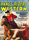 Range Riders Western (1938-1953 Better Publications) Pulp Vol. 23 #2