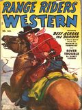 Range Riders Western (1938-1953 Better Publications) Pulp Vol. 24 #1