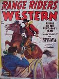 Range Riders Western (1938-1953 Better Publications) Pulp Vol. 24 #2