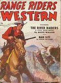 Range Riders Western (1938-1953 Better Publications) Pulp Vol. 25 #2