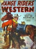 Range Riders Western (1938-1953 Better Publications) Pulp Vol. 25 #3