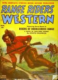 Range Riders Western (1938-1953 Better Publications) Pulp Vol. 26 #1