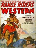Range Riders Western (1938-1953 Better Publications) Pulp Vol. 26 #2