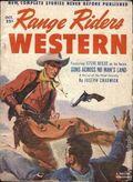 Range Riders Western (1938-1953 Better Publications) Pulp Vol. 27 #1