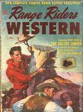 Range Riders Western (1938-1953 Better Publications) Pulp Vol. 27 #2