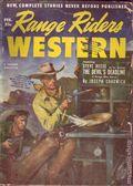 Range Riders Western (1938-1953 Better Publications) Pulp Vol. 27 #3