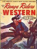 Range Riders Western (1938-1953 Better Publications) Pulp Vol. 28 #1