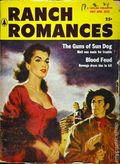 Ranch Romances (1924-1968 Clayton/Warner/Best Books/Literary Enterprises/Popular) Pulp Vol. 203 #4