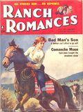 Ranch Romances (1924-1968 Clayton/Warner/Best Books/Literary Enterprises/Popular) Pulp Vol. 205 #3